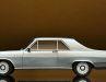 Vom Original des Opel Diplomat Coupés gab es exakt 347 Stück, vom 1:18er baut Schuco je 500 in den Farben Grünmetallic und Silber
