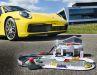 Porsche und Majorette geben in Hockenheim Gas