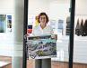 Margit Frank, Leiterin des Experience Center, schätzt bei ihrer Arbeit vor allem den direkten Kontakt mit den Porsche-Besitzern und Fans der Marke