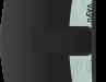 Der Freeride Frontwing ist in drei Größen erhältlich