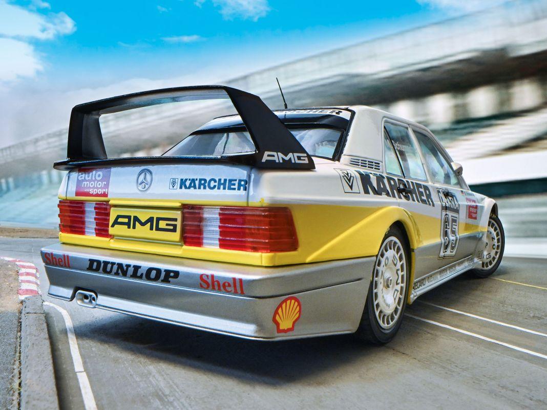 Der Mercedes-Benz aus dem Saisonfinale der DTM 1990 von Michael Schumacher könnte eine Rakete im Weihnachtsgeschäft 2020 werden