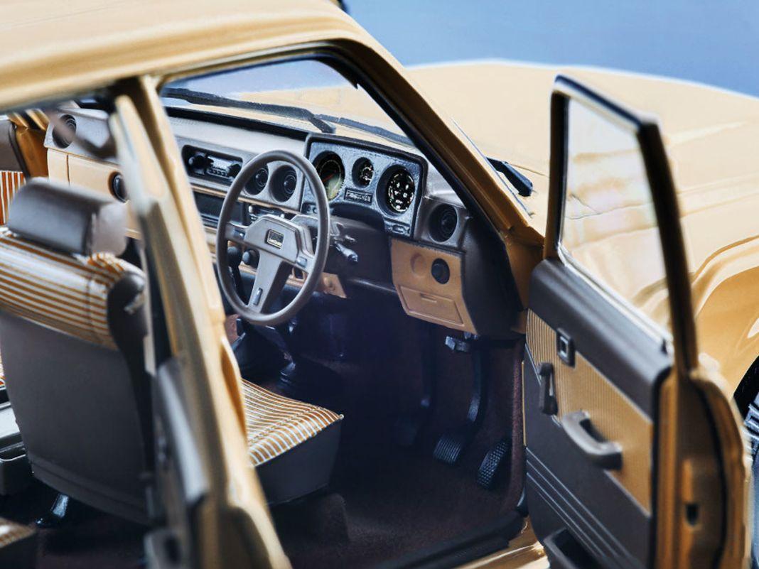 1980 Toyota Landcruiser von Kyosho in 1:18