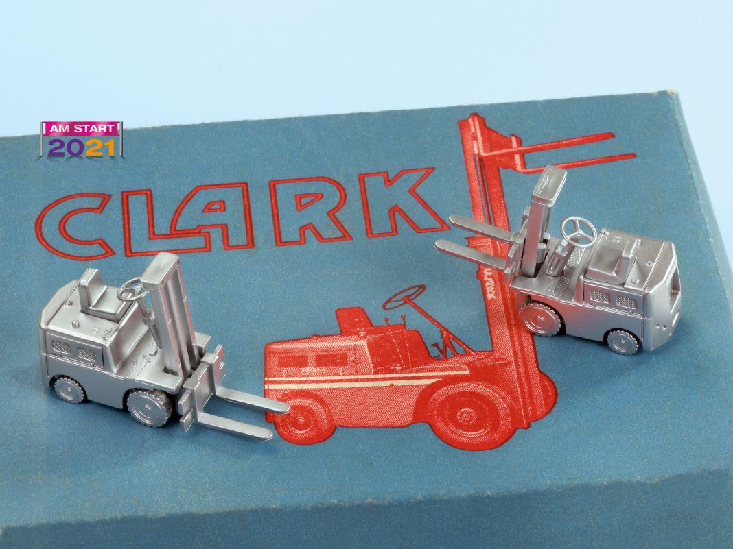 Clark-Gabelstapler