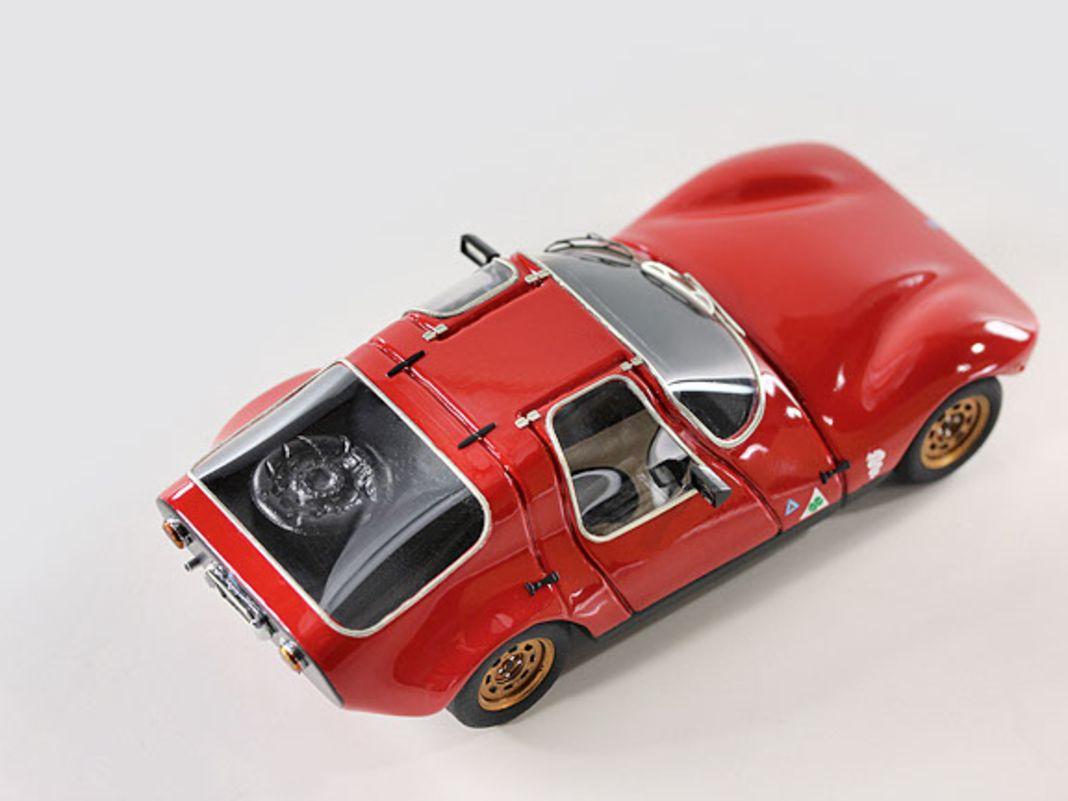 """Der Erstling """"Vico"""" von Autodelta43"""