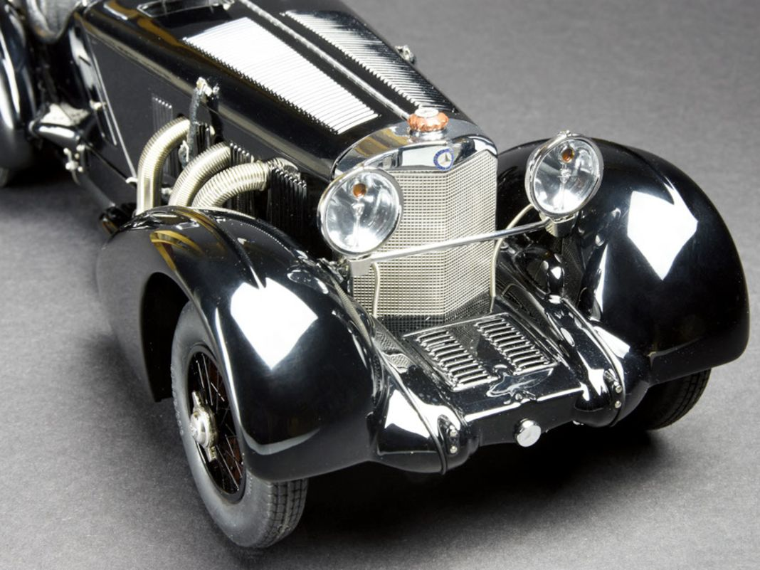 "Mercedes-Benz SSK ""Trossi"""