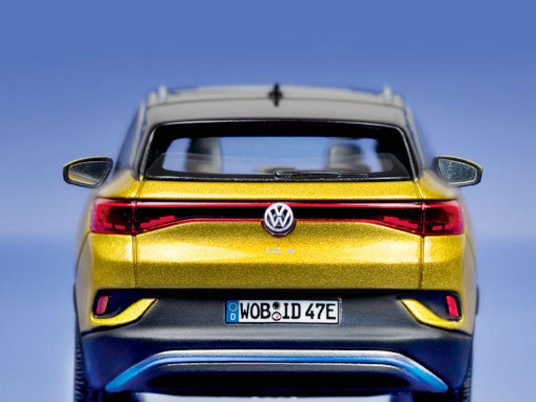 '20 Volkswagen ID.4 von Norev in 1:43