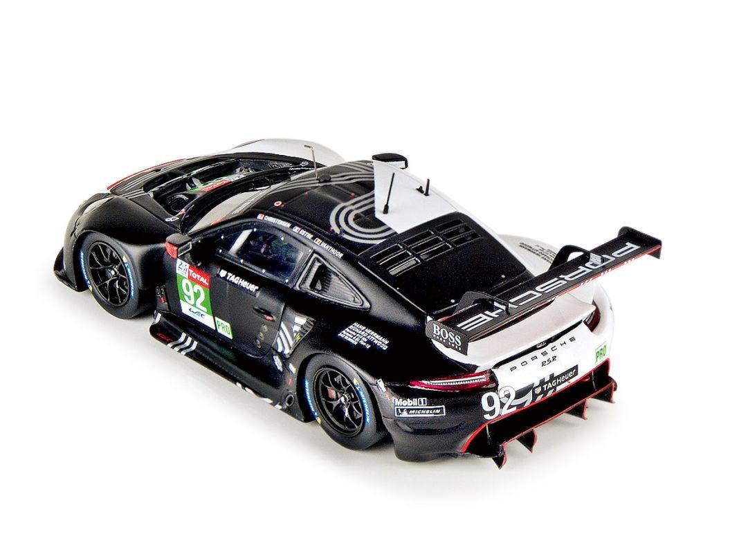 Porsche RSR LM 2020 von Minimax in 1:43
