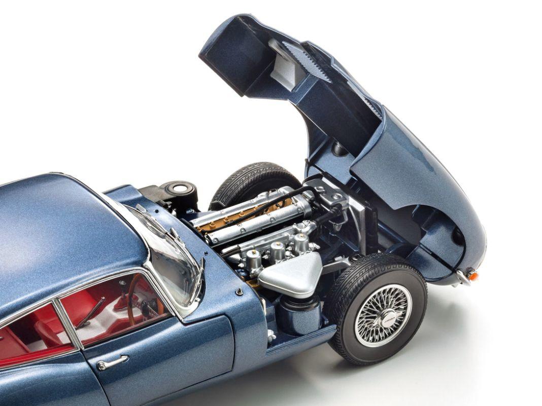 Jaguar E-Type Serie I von Kyosho in 1:18
