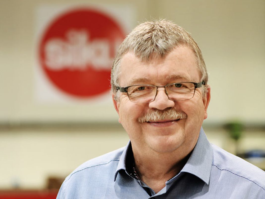 Michael Knorr ist bei der Siku für Entwicklung und Konstruktion zuständig