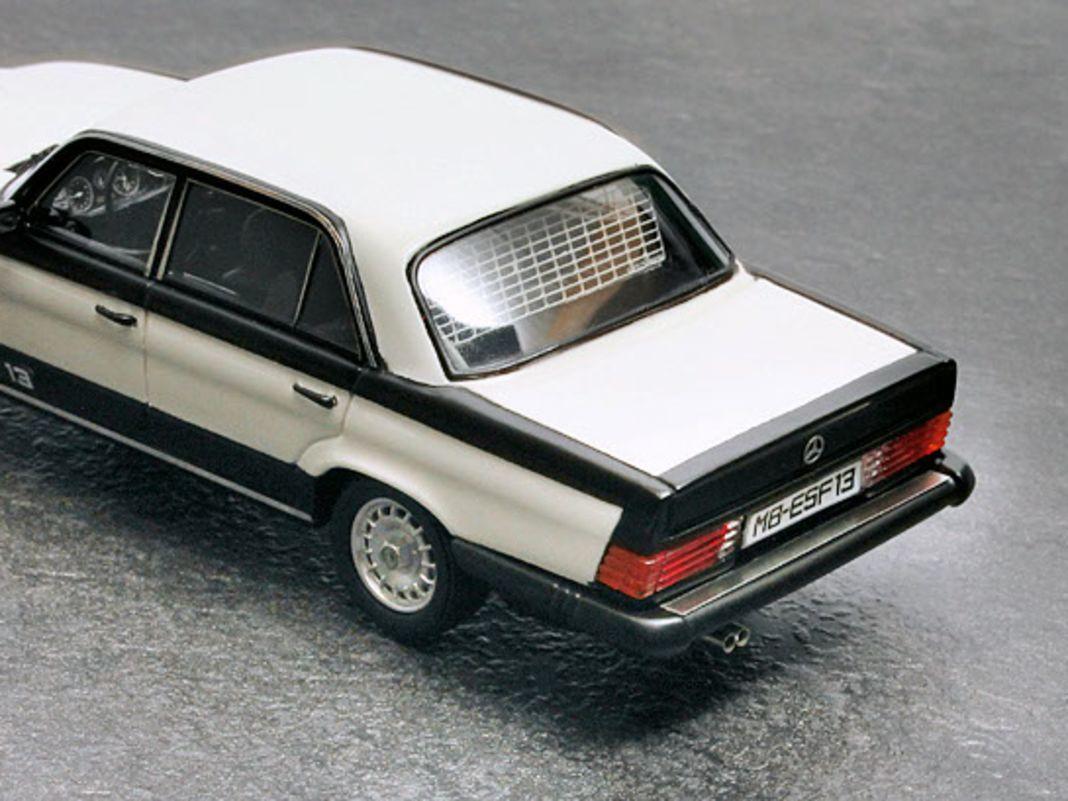 '72 Mercedes-Benz ESF 13 von Matrix in 1:43