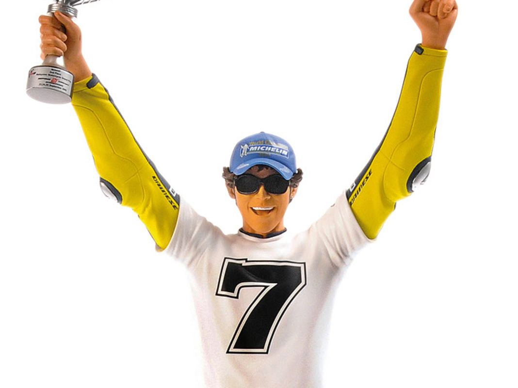 Minichamps 2021: Rossi-Figurine in 1:6