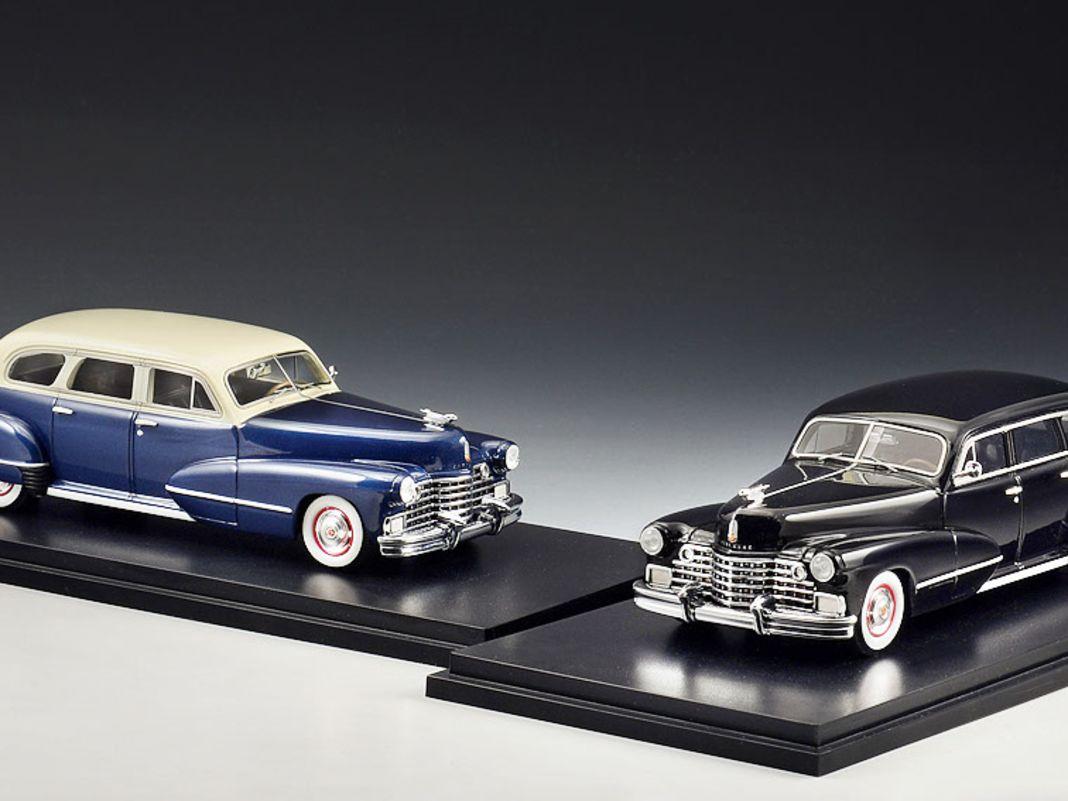 Cadillac von Stamp Models