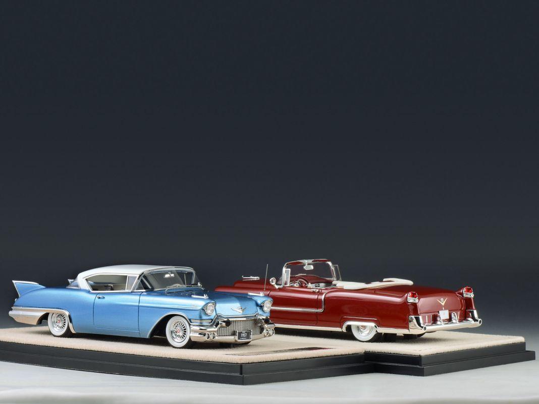 Egal ob Limousine, Convertible oder Coupé, immer liefert bei Stamp Models Cadillac das Vorbild