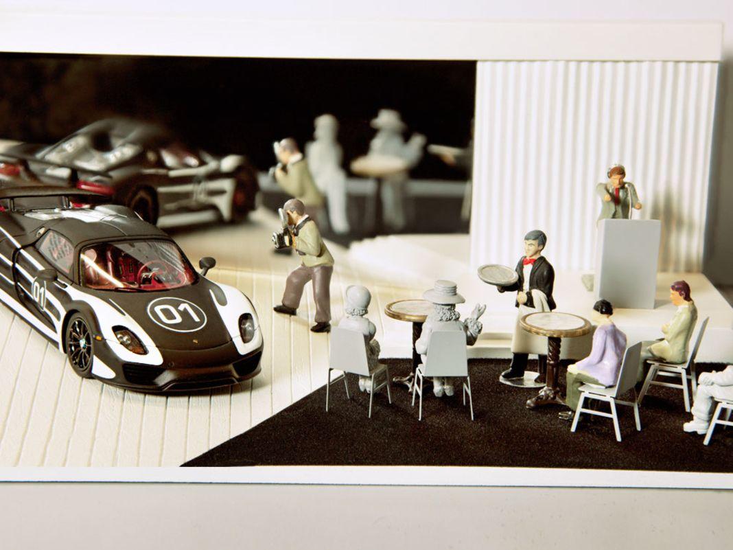 """Ausstellung """"Röhrls Autos"""" im Traumwerk in Anger"""
