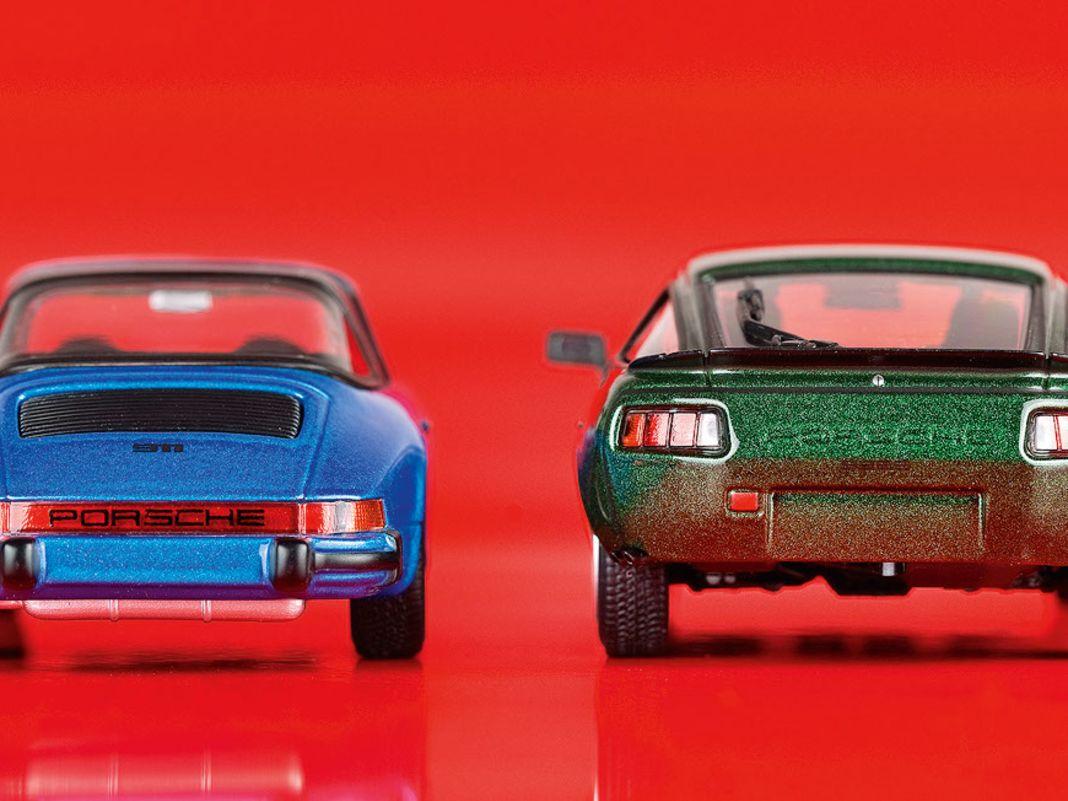 Außen wie innen machen die Vertreter beider Antriebskonzepte aus dem Hause Porsche eine gleichermaßen gute Figur