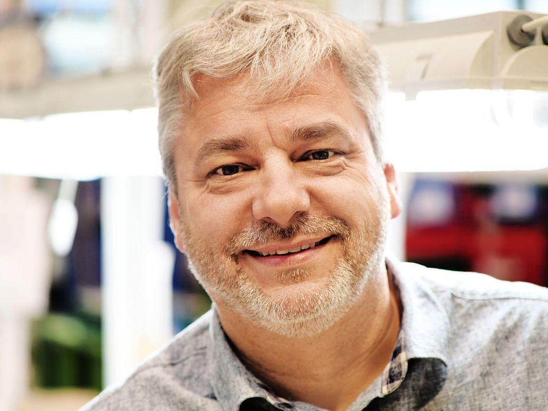 Jaroslaw Szymanski, Werksleiter in Polen bei Sieper Spôlka
