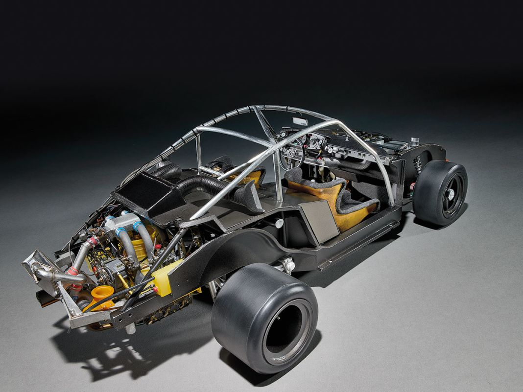 Chassis, Motor, Pedalerie und Scheibenbremsen sind Technikfeuerwerke unvergleichlicher Art