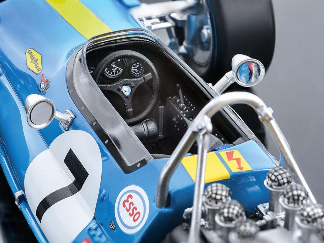 '70 Brabham BT33 von Tecnomodel in 1:18