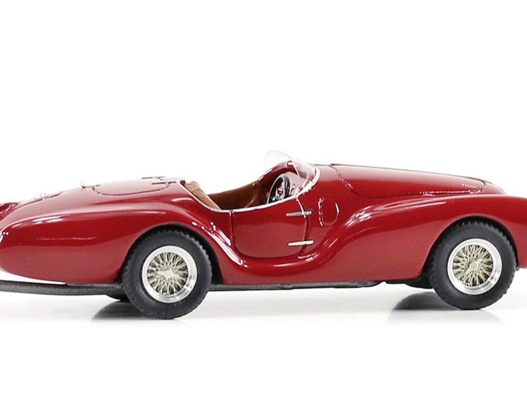 Der Auto Avio Costruzioni von 1940 ist einer der ungewöhnlichsten 1:43er von Rare Models und ein Beinahe-Ferrari