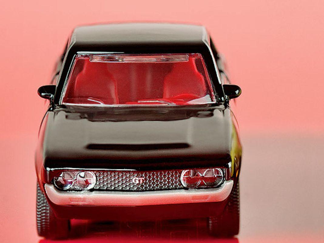 1970 Toyota Celica von Majorette in 1:64