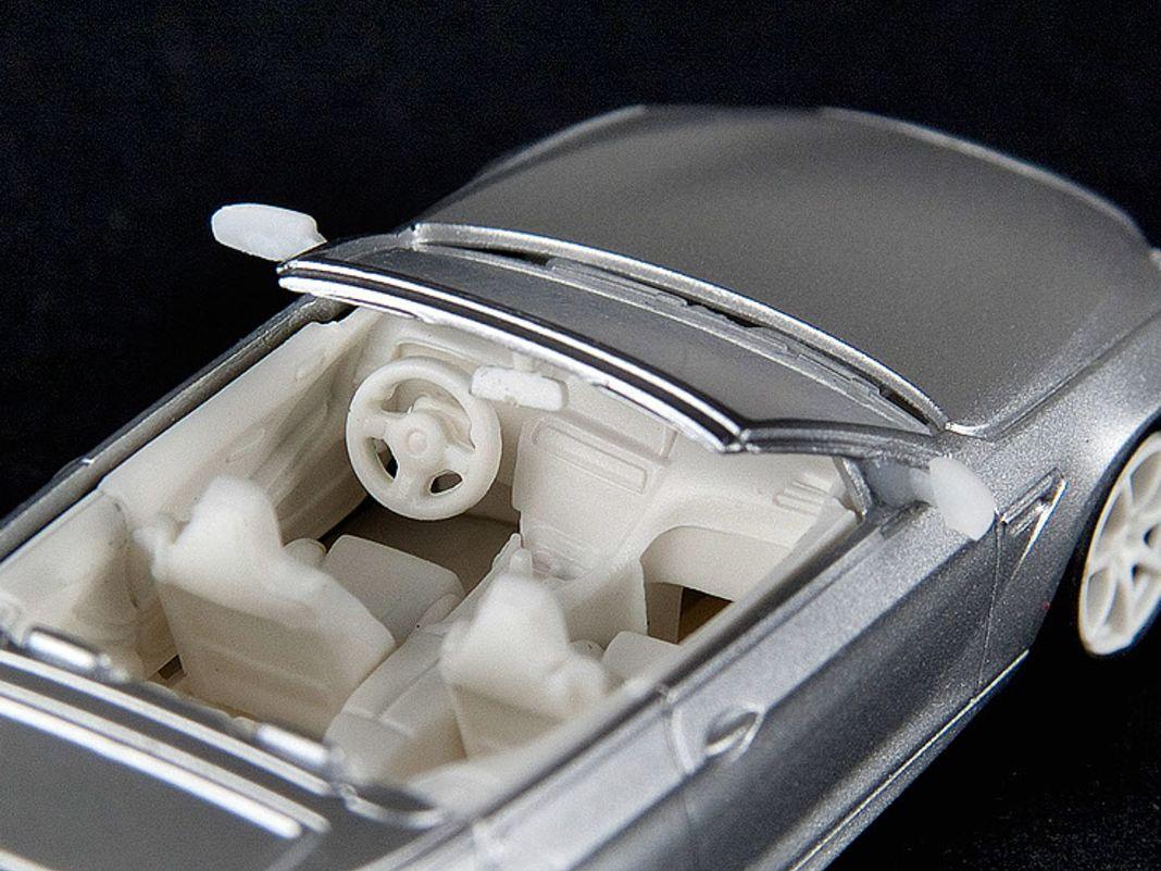 '18 BMW M6 von Minichamps in 1:87