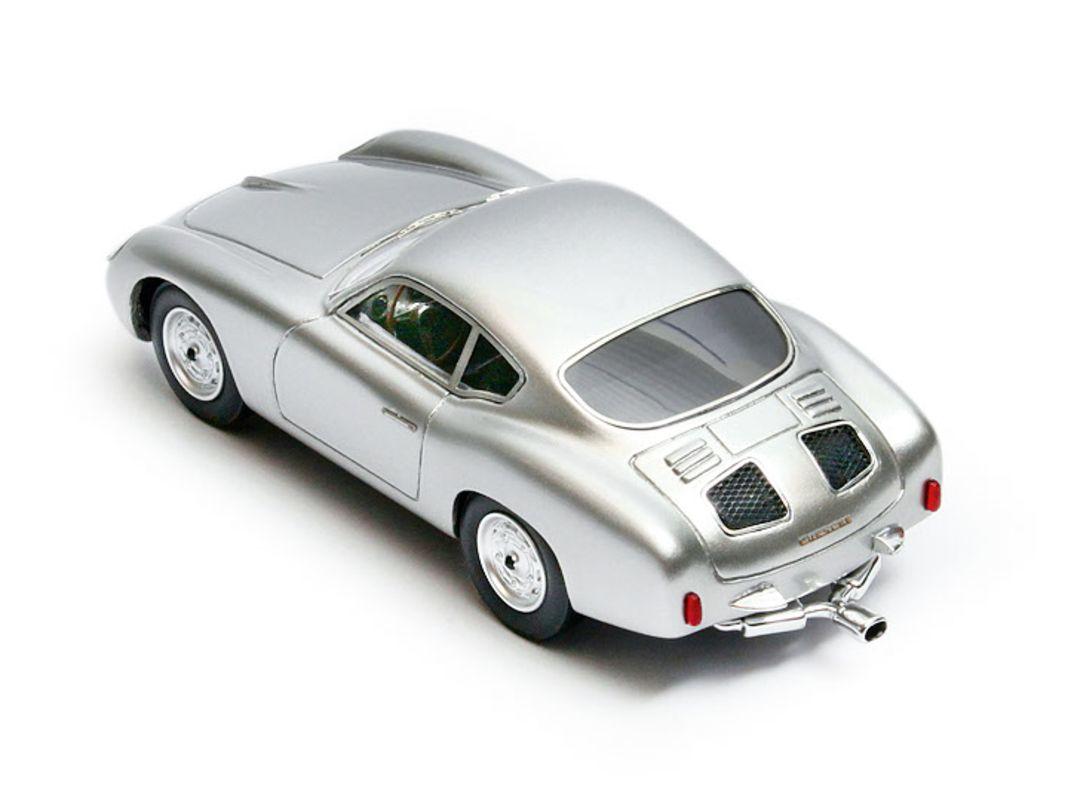 Porsche 356 Zagato Coupé von Matrix in 1:43