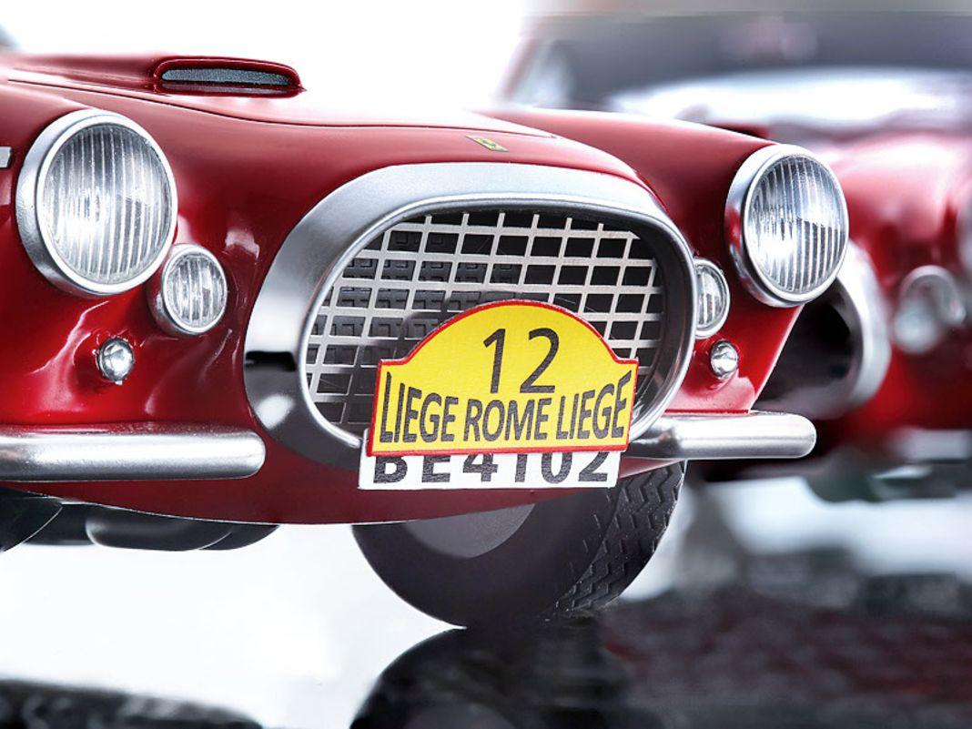 1953 Ferrari 250 MM Vignale von Tecnomodel in 1:18
