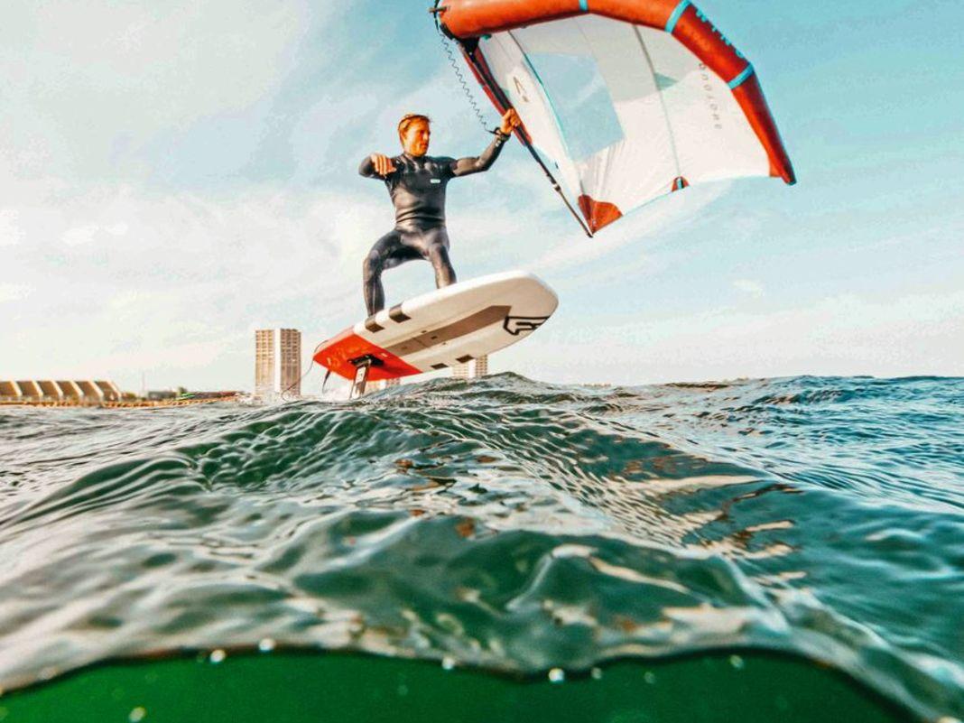 Wingen, SUP, Windsurfen – die Marken haben Spielzeug für alle Sportarten dabei