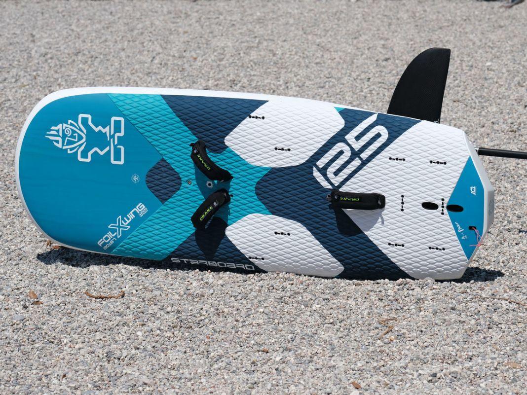 Crossoverboards bieten oft mehrere Schlaufenoptionen für die unterschiedlichen Disziplinen
