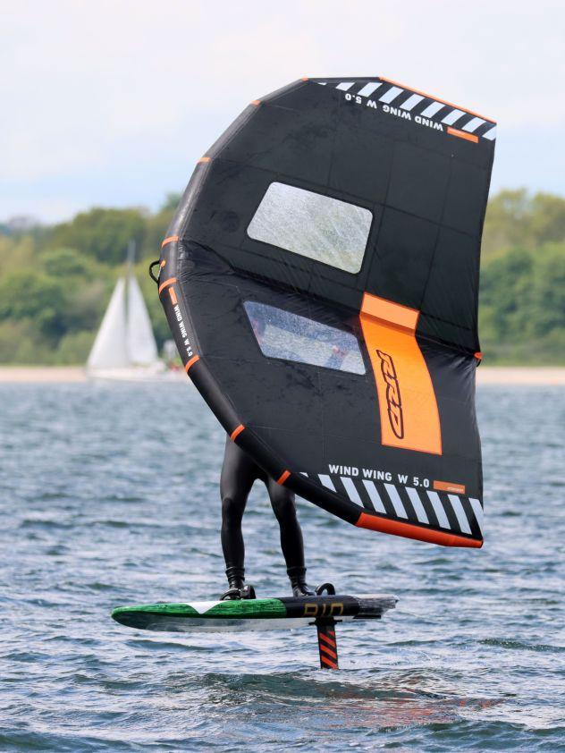 Test: RRD Wind Wing 5,0