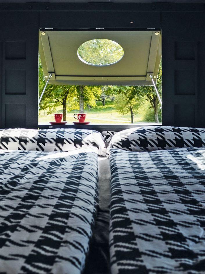 XXL Sleep – Upgrade für den Campingbus