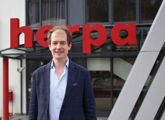 Hermann Fürst zu Leiningen, Geschäftsführer von Herpa aus Dietenhofen