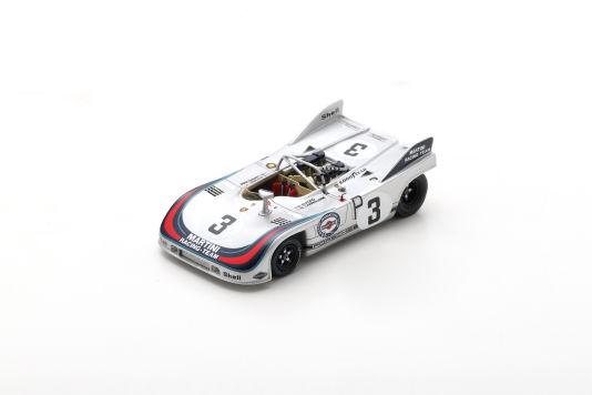 Minimax, gegründet im Jahr 2000, hat sich mit Rennsportmodellen vorwiegend im Maßstab 1:43 und 1:18 unter der Marke Spark Model international einen Namen gemacht. Hier der Porsche 908/3