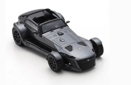Das neue 1:43-Modell des Donkervoort D8 GTO-JD70 in 1:43 gibt es im Shop der erfindungsreichen Niederländer auch in der dezenten Lackierung Anthrazitmetallic zu kaufen