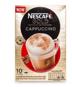 Cà Phê Hòa Tan Cappuccino Nescafe Gold