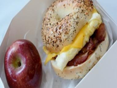 Bagel Cafe Catering New York Menu