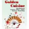 Golden Cuisine logo