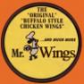 Mr. Wings logo