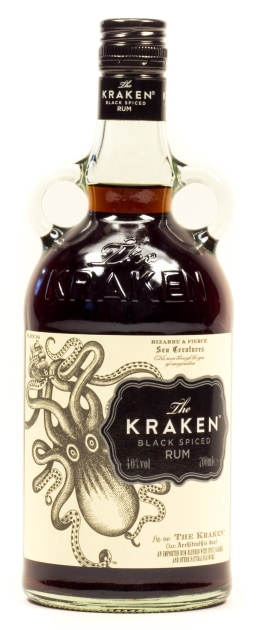 rum rumverschnitt the kraken black spiced rum 0 7 l ihr zuverl ssiger lieferservice. Black Bedroom Furniture Sets. Home Design Ideas