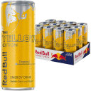 Red Bull Yellow Edition Tropical Karton 12 x 0,25 l Dose Einweg