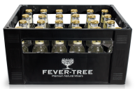 Fever Tree Ginger Beer Kasten 24 x 0,2 l Glas Mehrweg