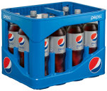 Foto Pepsi Cola Light Kasten 12 x 1 l PET Mehrweg