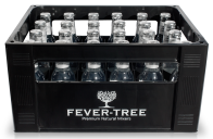 Fever Tree Naturally Light Tonic Water Kasten 24 x 0,2 l Glas Mehrweg