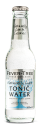 Foto Fever Tree Naturally Light Tonic Water  0,2 l Glas Mehrweg