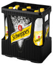 Foto Schweppes Indian Tonic Water Kasten 6 x 1 l PET Mehrweg