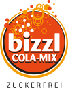 Logo Bizzl Cola Mix Zuckerfrei