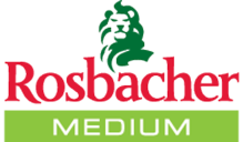 Logo Rosbacher Mineralwasser Medium