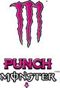 Logo Monster Punch Baller's Blend