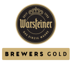 Logo Warsteiner Brewers Gold