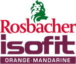Logo Rosbacher Isofit Orange-Mandarine